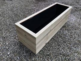 Cuboid Decking Planter 700mm x 400mm 3 Tier