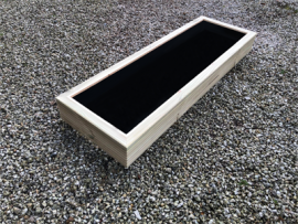 Cuboid Decking Planter 800mm x 400mm 1 Tier