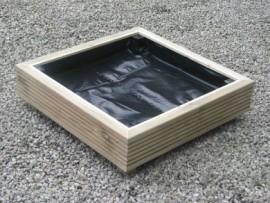 Cube Decking Planter 600mm x 600mm 1 Tier