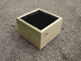Cube Decking Planter 400mm x 400mm 3 Tier
