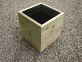 Cube Decking Planter 500mm x 500mm 5 Tier
