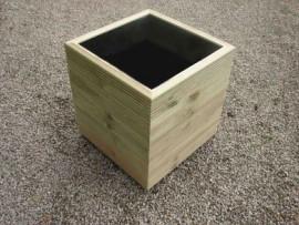 Cube Decking Planter 900mm x 900mm 5 Tier