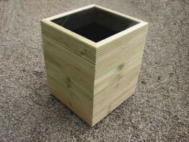 Cube Decking Planter 700mm x 700mm 6 Tier